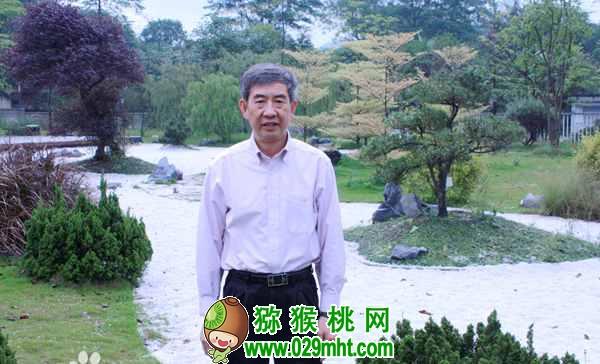猕猴桃专家黄宏文