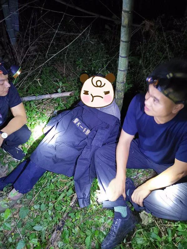 台州7旬老人进山采猕猴桃迷路失联,警方7小时成功搜救