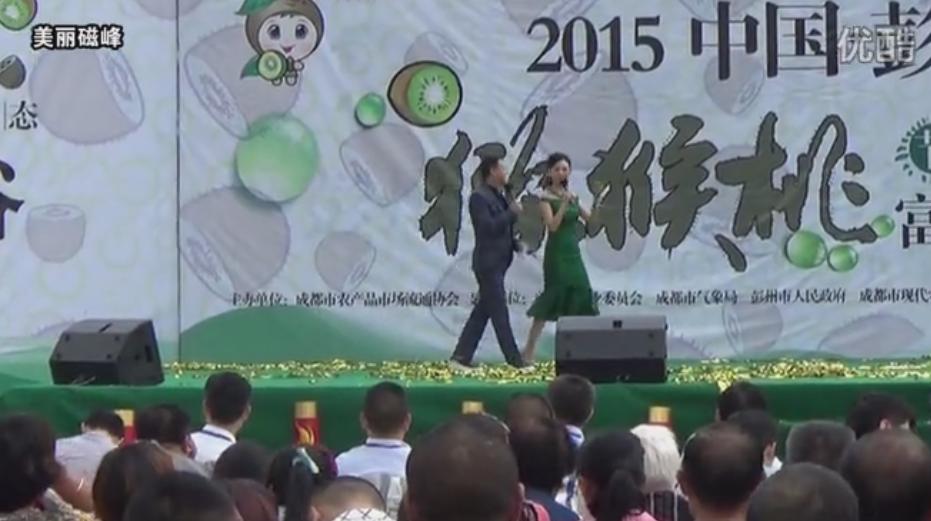 2015彭州磁峰猕猴桃节